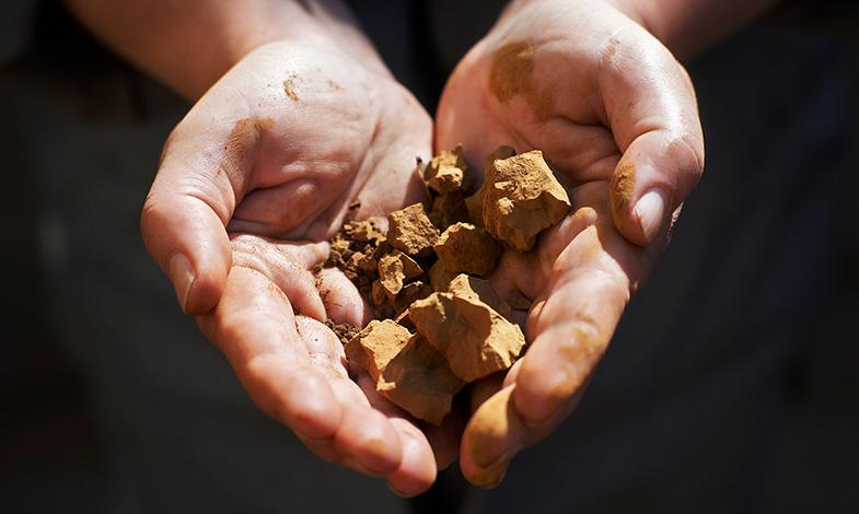NCC och RISE testar restprodukt som bindemedel i asfalt