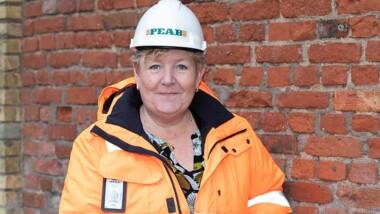 Regionchef på Peab utsedd till Årets Byggchef
