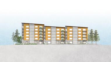 Riksbyggen får markanvisning för seniorbostäder i Hässelby