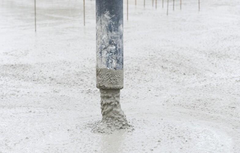 Lagringssilo ska förenkla Swecems produktion av klimatförbättrad betong