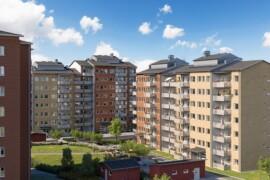 Svanenmärkt kvarter växer fram i Linköping