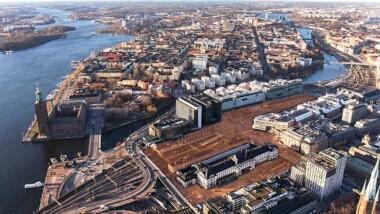 Fyra arkitektteam utvalda till projekt Centralstaden