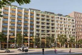 Electrolux bygger 15-minuters-kvarter i Stadshagen