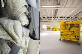 Nära 100 ton koldioxid sparas när gammalt Ikea-golv får nytt liv
