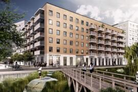 Skanska mångmiljoninvesterar i Barkarbystaden