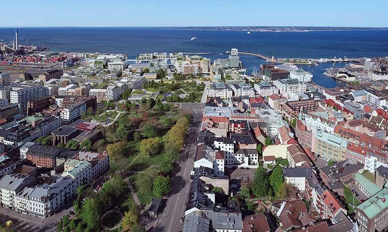 Wihlborgs skriver under Helsingborgs klimatavtal