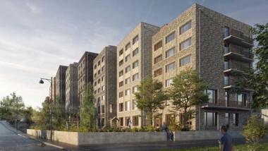 Peab bygger studentbostäder på Campus Lappis