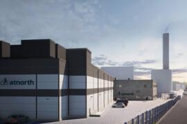 Veidekke bygger klimatpositivt datacenter åt isländskt techbolag