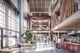 Instalcobolag får installationsuppdrag i bygget av Oatlys huvudkontor