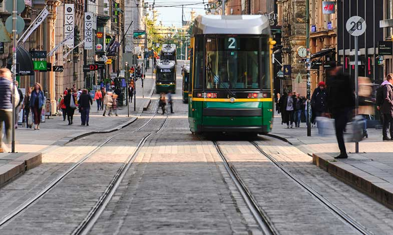 Så kan nordiska städer ställa om till klimatsmart mobilitet
