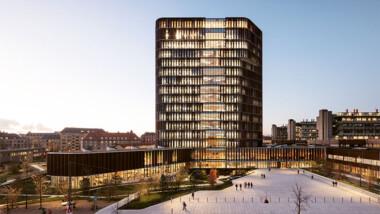 Mærsk Tower – designat för forskning på hög nivå