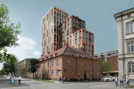 NCC bygger Science Park Towers i Jönköping