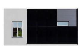 Betongbolag lanserar solcellsvägg