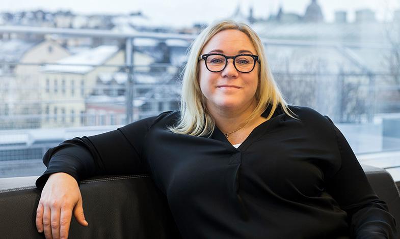 Sverigechef blir vd i Tyréns Sverige