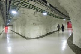 Teknik för kraft- och värmehantering effektiviserar norskt datacenter