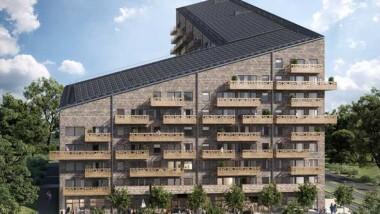 Uthyrningsstart för Nya Kvibergshuset