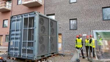 Klimatsmart byggarbetsplats