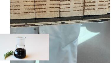 IsoTimber och RISE tar fram fossilfria byggskivor