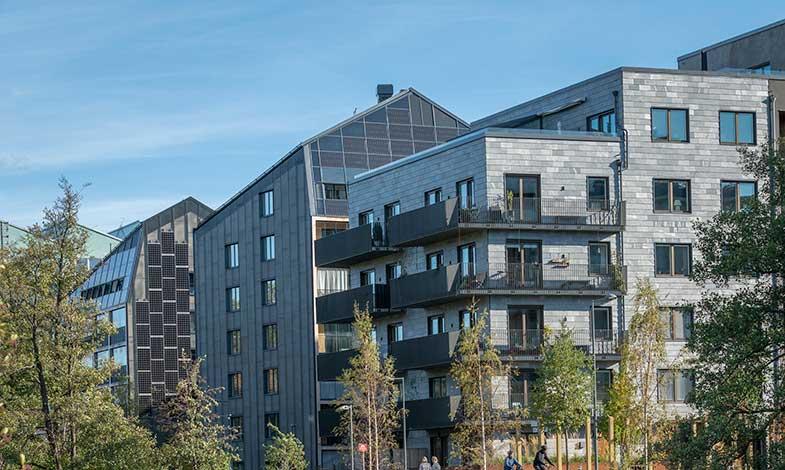 Positiva energiresultat i Norra Djurgårdsstaden