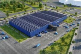 Swede Energy bygger solcellsanläggning åt Matsmart