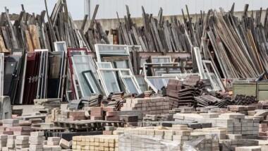 Region Skåne satsar på återbruk av byggmaterial