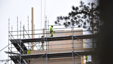 Utsiktstorn blir Sveriges första FSC-certiferade byggnad