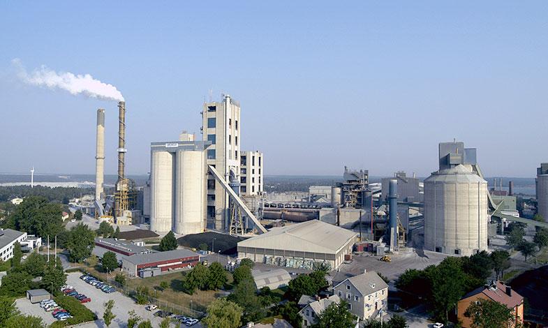 Cementa skickar in ansökan om akut tillstånd till regeringen