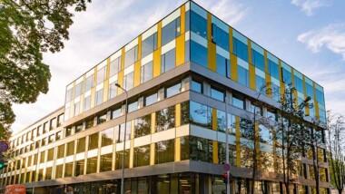 Eastnine uppmärksammas för europeisk LEED-certifiering