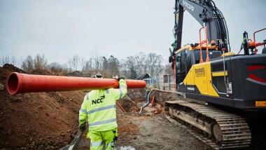 Nytt samarbete elektrifierar byggarbetsplatser