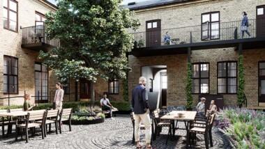 1800-talslaboratorium i Lund blir nya bostäder