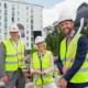Byggstart för 146 nya Svanenmärkta hyresrätter i Uppsala