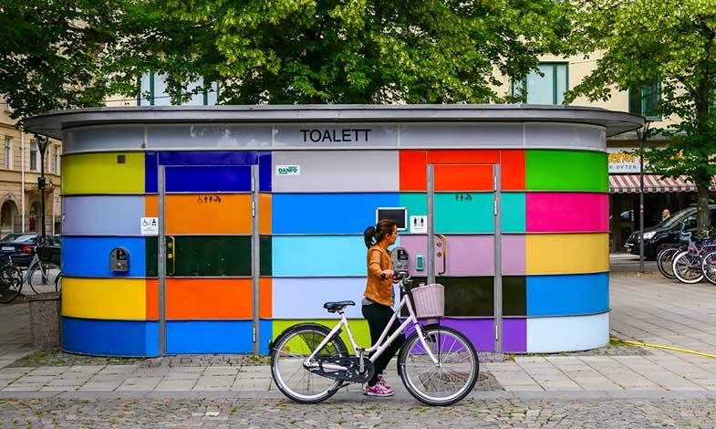Örebro och Lund bäst på stadsplanering