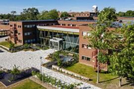 SMHI:s huvudkontor blir fossilfritt genom sol- och geoenergi