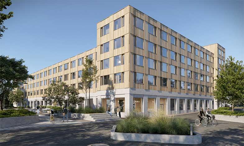 NREP förvärvar hyresbostäder i Göteborg