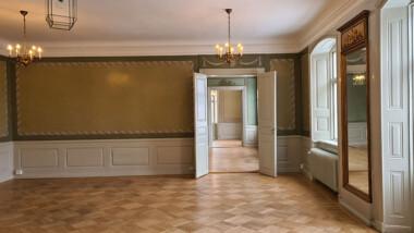 Arkitektkontor flyttar in i upprustat 1700-talshus