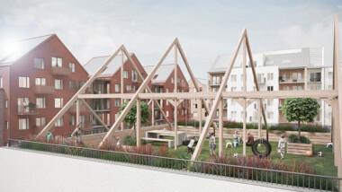Digitalt verktyg visar byggmaterials hållbarhetsprestanda