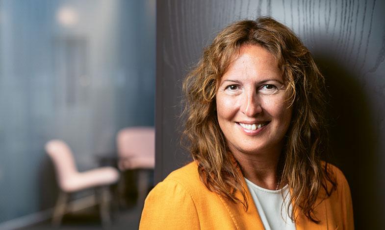 Biljana Pehrsson kan bli vd för nya fastighetsbolaget