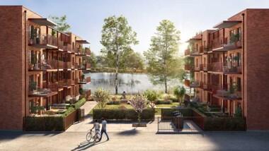 Säljstart för Riksbyggens sista etapp i Västra Munktellstaden