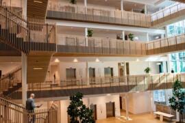 Högsta betyg till ESS kontorsbyggnad