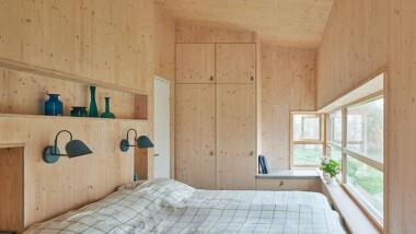 Arkitektbolaget kan vinna Växjös träbyggnadspris