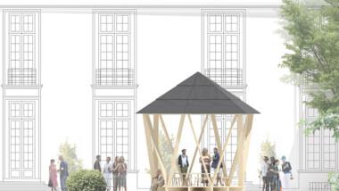 Svenskt trä hyllas när Svenska Institutet firar 50 år i Paris