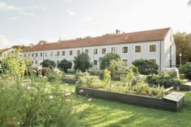 Gamla sjukhusområdet blir Malmös mest hållbara stadsdel