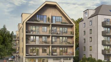 SHH förvärvar hyresbostäder i centrala Borås