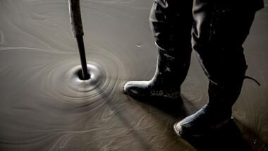 Kemiföretag utvecklar golvspackel med lågt koldioxidavtryck