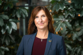 Hon leder expertgrupp för normskiftet till cirkulär ekonomi