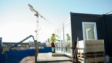 Kartläggning visar på det psykiska måendet inom byggbranschen