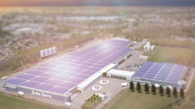 Site Zero ska bli världens största anläggning för plaståtervinning