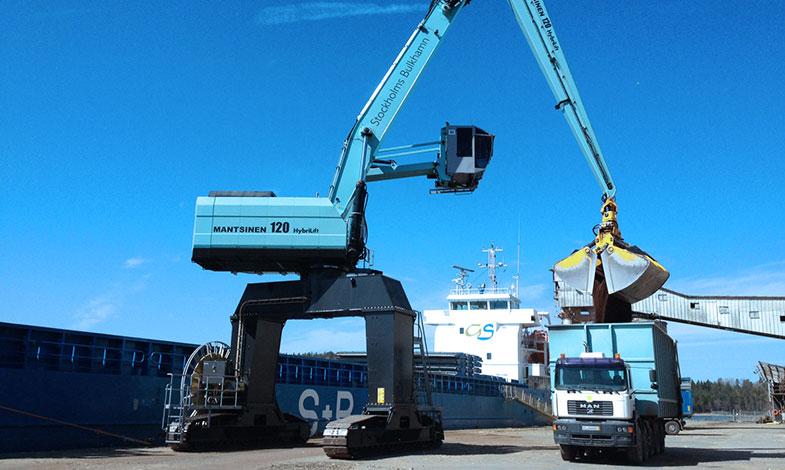 Förvärv av hamnverksamhet ska säkra import av råmaterial