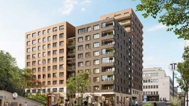 Balder bygger Svanenmärkta bostäder på Kungsholmen