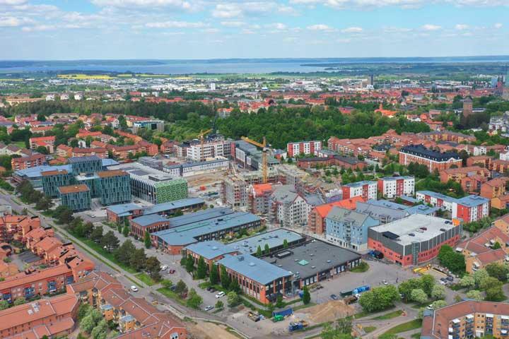 Stångåstaden bygger fler bostäder i Ebbepark